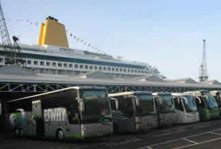 Southampton cruise terminals - Southampton airport to southampton port ...